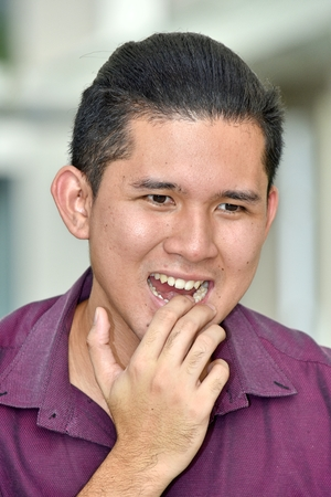 Filipino Male And Shyness