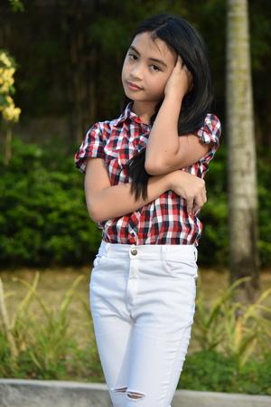 Pretty Filipina Female