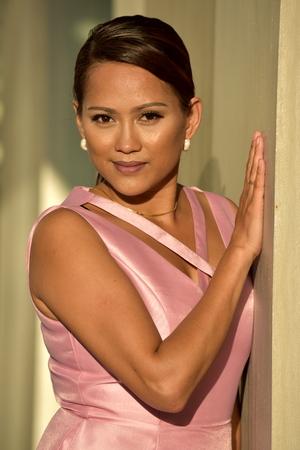 Filipina Female Portrait