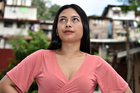 Apathetic Filipina Adult Female