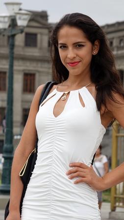 Proud Pretty Female
