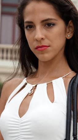A Worried Female