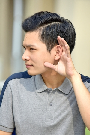 Diverse Youngster Hearing