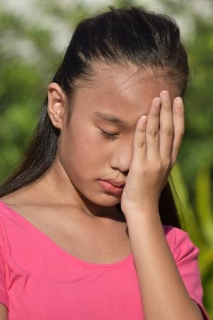 Teenage Female And Failure