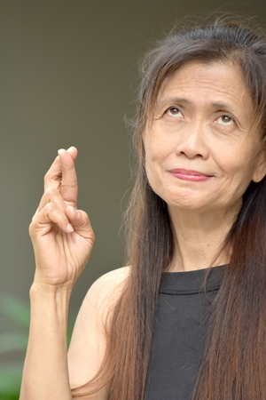 Fortunate Female Senior