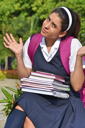 Catholic Female Student And Indecisiveness