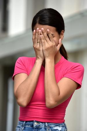 A Female And Failure
