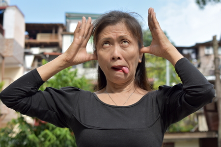 Asian Gramma With Alzheimers