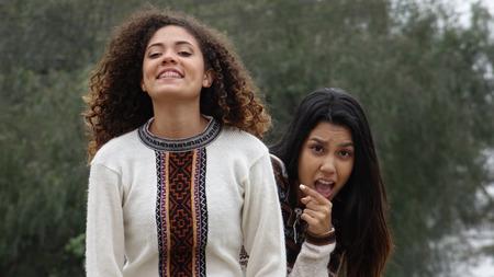 Friendship Among Teen Hispanic Girls