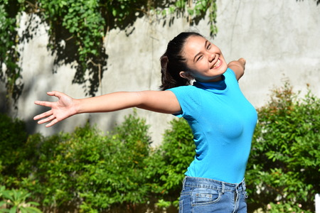 Filipina Female And Freedom