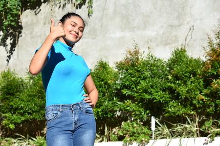 Proud Filipina Adult Female