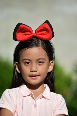 Beautiful Petite Asian Person