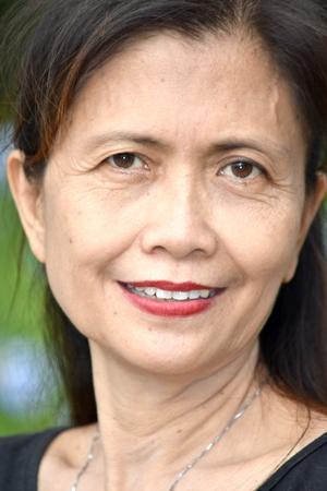 Portrait Of A Retired Diverse Person