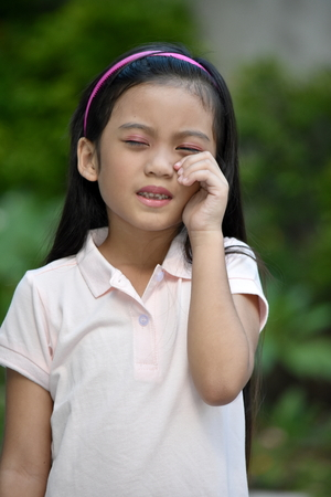 Asian Juvenile With Allergies