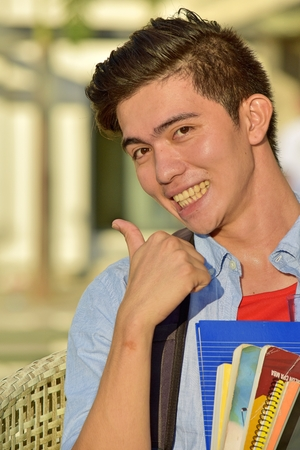 Minority Male Student And Happiness With Notebooks