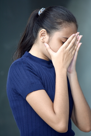 Asian Female And Failure