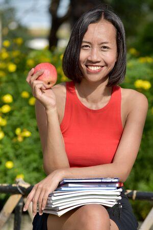 Diverse Female Teacher Smiling Reklamní fotografie