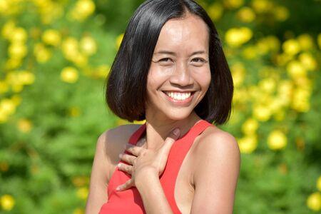 Asian Female And Appreciation