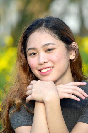 A Beautiful Filipina Person