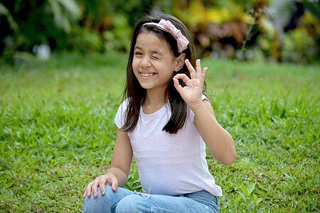 Ok Youthful Asian Adolescent