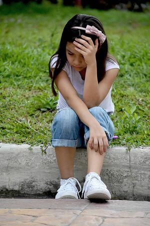 A Girl And Failure