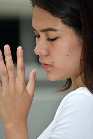 A Minority Female Alone