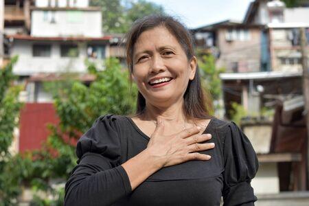 An Appreciative Filipina Grandma