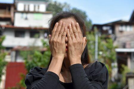 A Filipina Grandma With Alzheimers