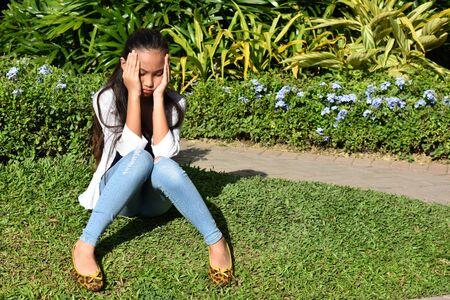 An A Youth Under Stress