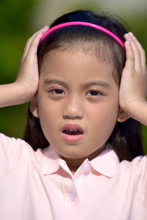 An A Stressful Asian Tween