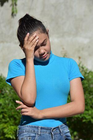 An A Female Under Stress
