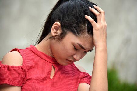 A Failed Filipina Girl Youth
