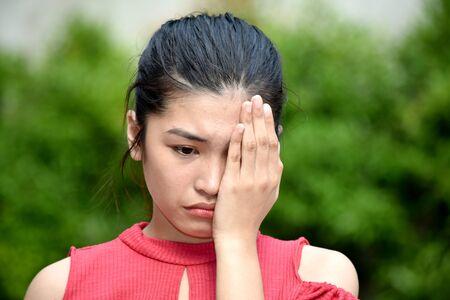 An A Shameful Filipina Person