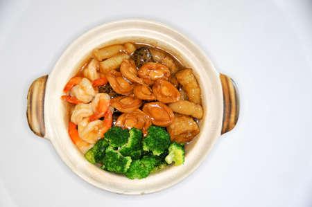 Chinese Pot Cuisine