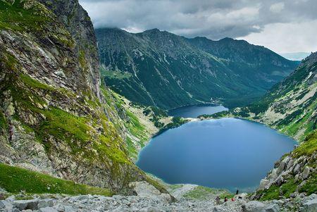 Tatry national park Stock Photo