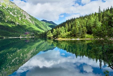 tatry: Tatry national park Stock Photo