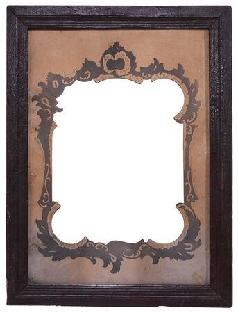Vintage frame.  Stock Photo