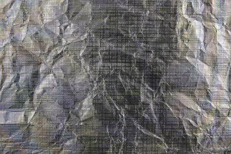 irradiation: Background from metallic paper Stock Photo