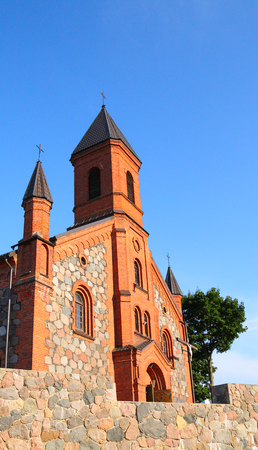 braslav: Belarus, Braslav. Blessed Virgin Roman Catholic Church