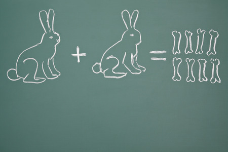 an example: Funny math example with error