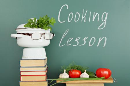 L'éducation inhabituelle leçon de cuisine idée