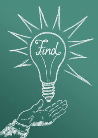 search result: Finding solutions to the problem as a result of the search, inspiration and ideas