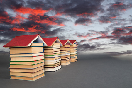 Books as the prospect for future success in education, science, business, etc.