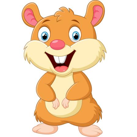 possum: Cute mice cartoon