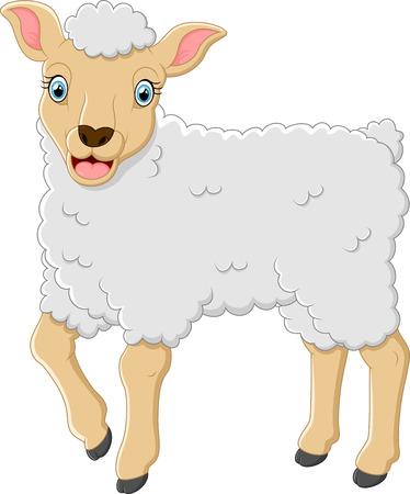 かわいい羊漫画