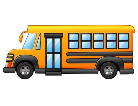 Autobus scolaire  Vecteurs