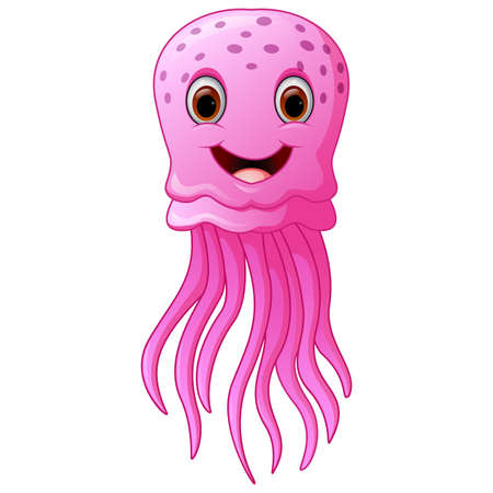 invertebrate: Funny and beautiful jellyfish