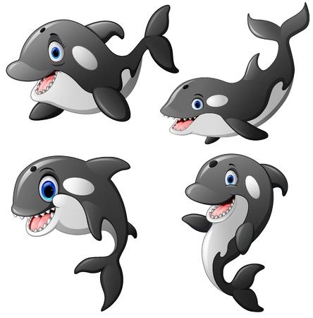 asesino en serie de dibujos animados ballena