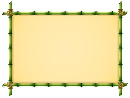 green bamboo: Green Bamboo Frame