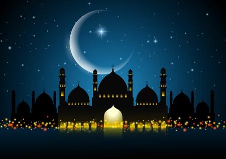 Abstract background for ramadan kareem Reklamní fotografie